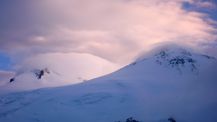 Sunrise, Mount Elbrus