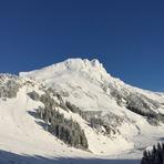 Cheam, Cheam Peak