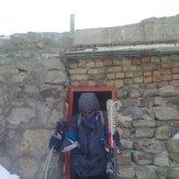 kamal shelter - k.saderi, Sahand