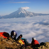 Hard to sleep, Damavand