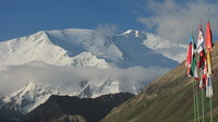 Achik Tash - Base Camp(3600 m), Pik Lenin photo