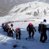 naser ramezani chaman kouh, Mount Binalud