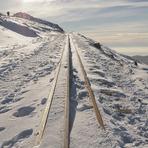 The tracks, Snowdon