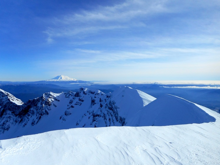 Mount St Helens, Mount Saint Helens