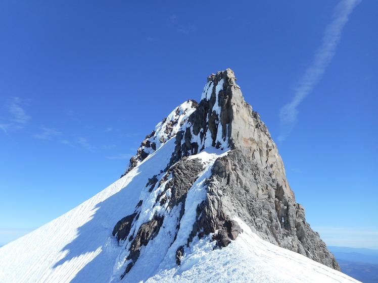 Mount Jefferson summit, Mount Jefferson (Oregon)