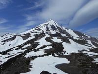 Mount Jefferson south ridge, Mount Jefferson (Oregon) photo