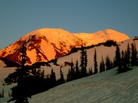 Mount Adams north side photo