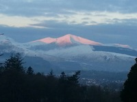Skiddaw Snow photo