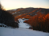 Pelion ski centre photo