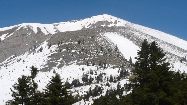 Mount Kissavos, Mount Ossa (Greece)