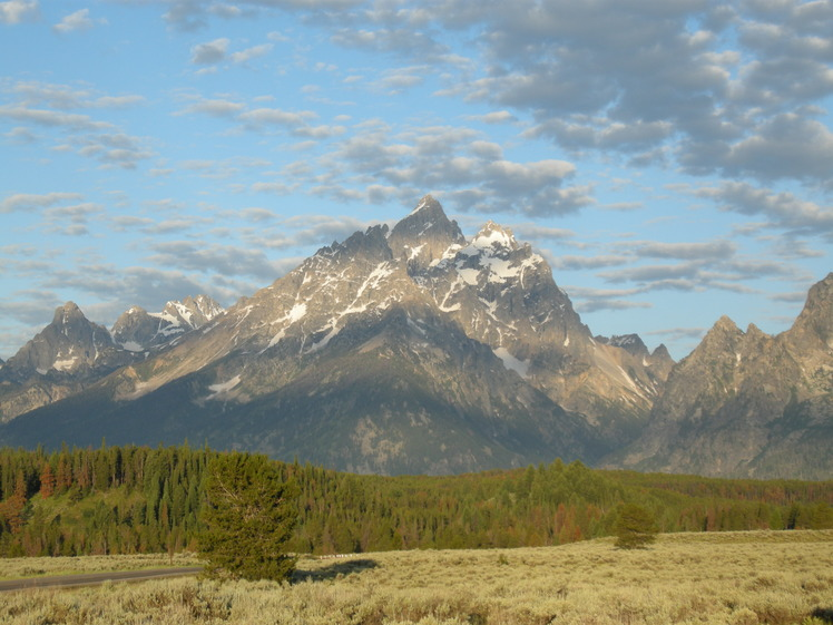 Grand Teton weather