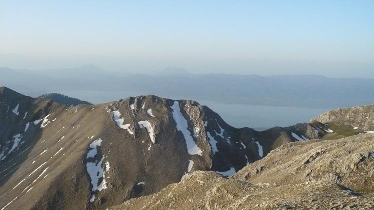 Panaitoliko (mountain range) weather