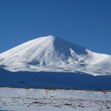 قله کمال سهند, Sahand