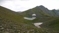 Gistova lake Grammos, Gramos photo