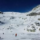 View from the Refugio Zabala