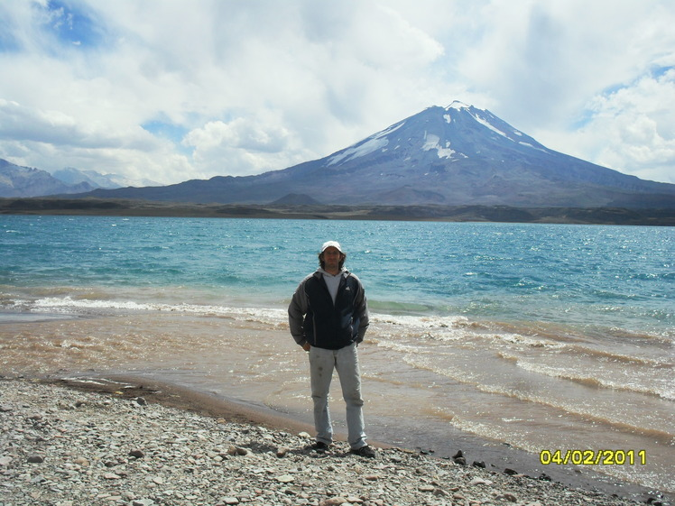 Maipo (volcano) weather