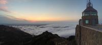 Summit Fog, Mount Diablo photo