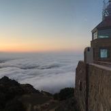 Summit Fog, Mount Diablo