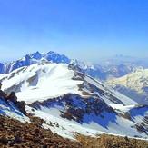 Dena range, Houzdal peak