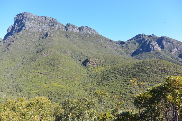 Bluff Knoll weather