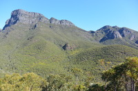 View from the Carpark, Bluff Knoll photo