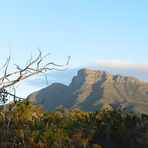 Campsite view, Bluff Knoll