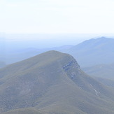 Stirling Range view from Summit, Bluff Knoll