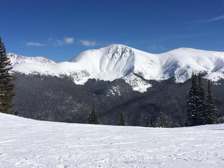 Parry Peak weather