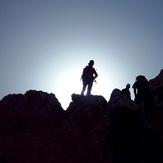 سپیده دم قله پردیس