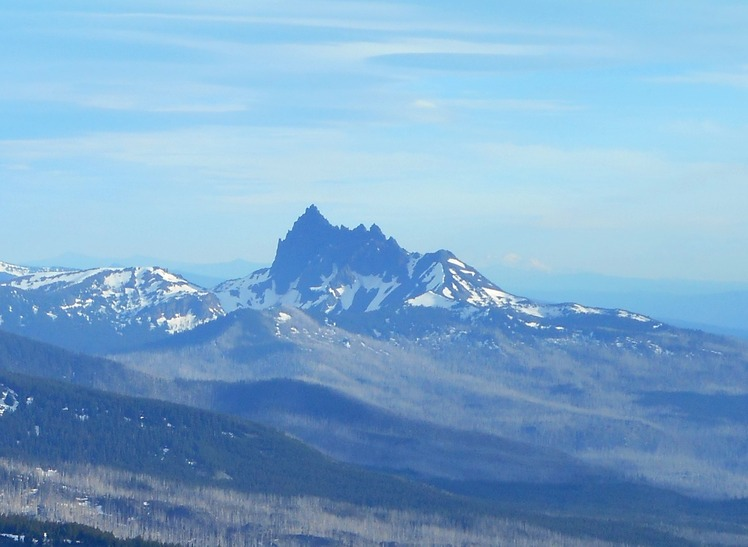 Three Fingered Jack weather