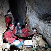 naser ramezani new discovered cave in Esfahan.  Second deepest in Iran