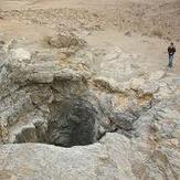 naser ramezani new discovered cave in esfahan.secound depper in iran