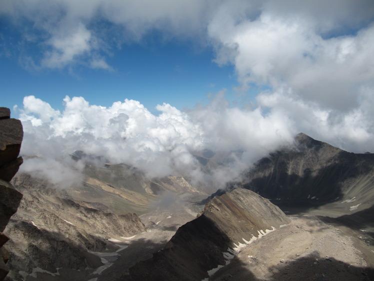 Alamkuh peak, Alam Kuh or Alum Kooh