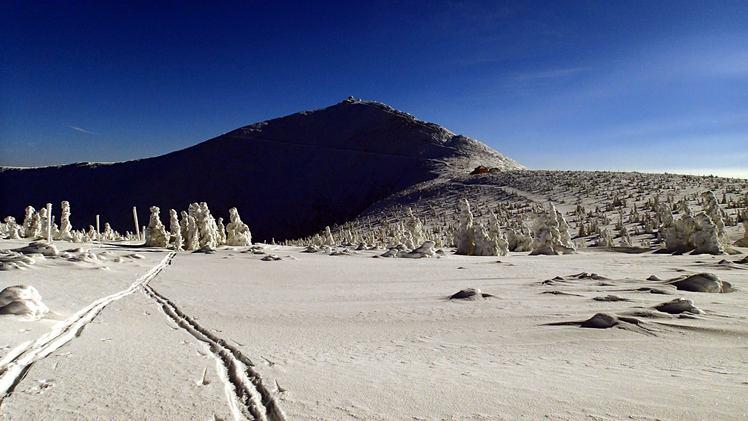 Sniezka Peak, Ånieøka