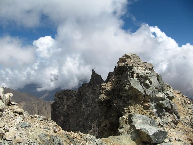 shakhak peak, Alam Kuh or Alum Kooh