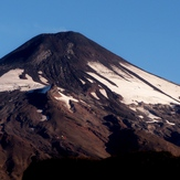 Villarrica after eruption 2015, Volcan Villarrica
