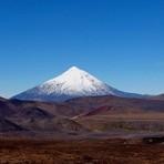 Volcán Lanin en mayo, Volcan Lanin