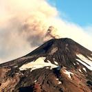 Villarrica en Pre Erupción