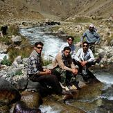گروه کوهنوردی رسول اکرم ( ص ) خمینی شهر, Alam Kuh or Alum Kooh