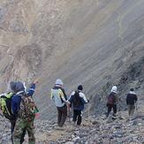گروه کوهنوردی پایگاه بسیج رسول اکرم ( ص ) خمینی شهر, Alam Kuh or Alum Kooh