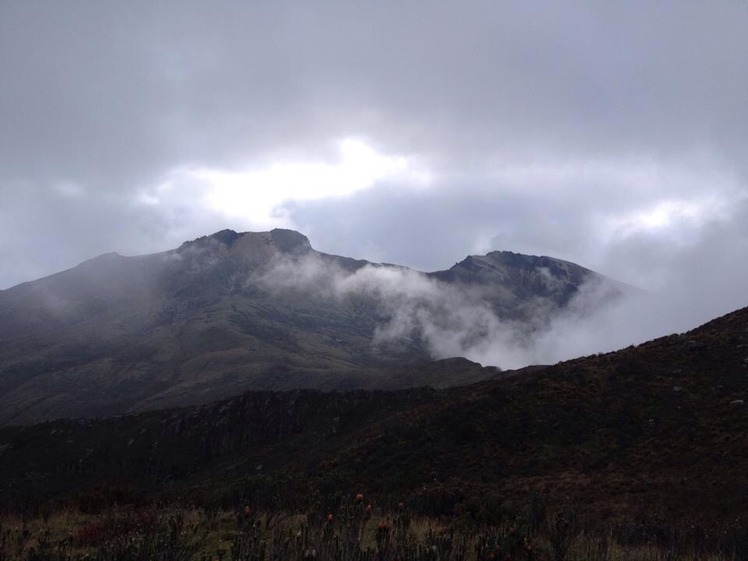 Rucu Pichincha weather