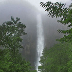 naser ramezani laton water fall(spinas forest), Sabalan