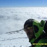 walking on clouds, Damavand
