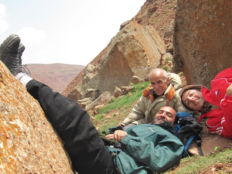 Kehlik valley near the Aci çay, Eynali