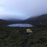 Puncak Kaba Lama, Mount Kaba