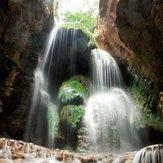 naser ramezani aghsoo water fall