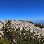 View from peak, San Gorgonio