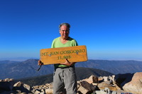 San Gorgonio Peak photo