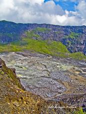 Active crater of Mt. Kaba, Mount Kaba photo