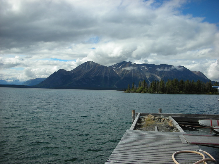 Atlin Mountain weather